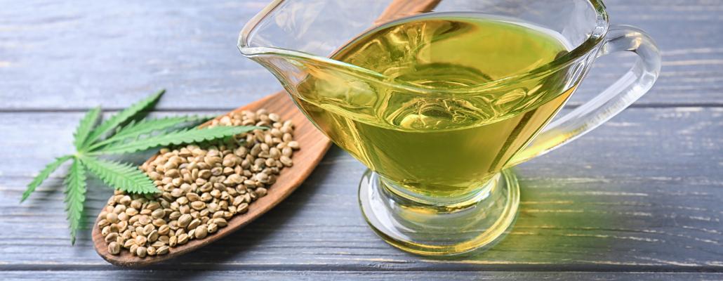 Hanfsamenöl als Omega-6- und Omega-3-Lieferant